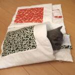 あの「フェリシモ猫布団」を買ってみた【後編】